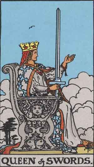 קלף מלכת החרבות